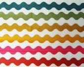 Felt Ric-Rac 12 Pieces- You Choose Colors