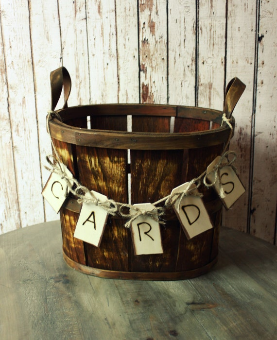 Card Holder Country Wedding Ideas: Rustic Barrel Wedding Card Holder-Western Wedding-Wedding Card