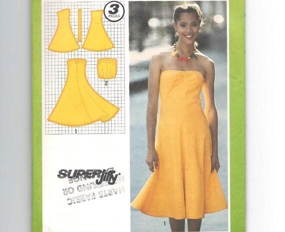 how do you sew a strapless dress | ivo hoogveld