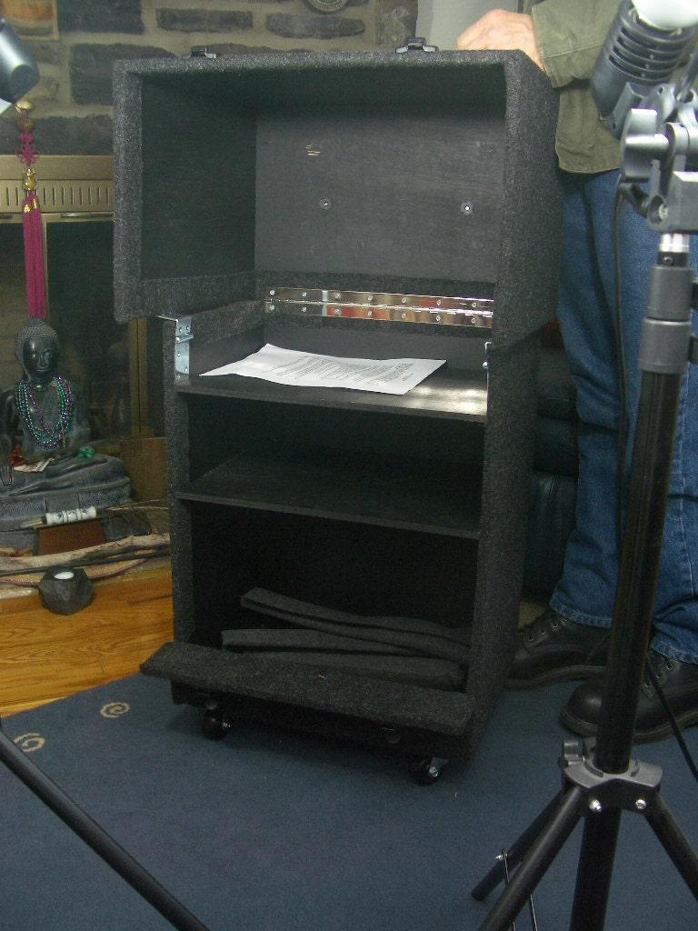 Magic Trick Joe Lefler Magic Pro Suitcase By