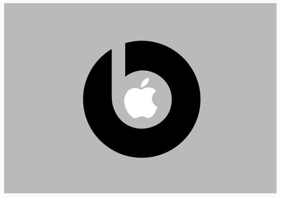 Beats By Dr Dre Decal For Laptop Car Etc