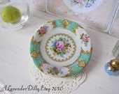 Lady Ascot Plate for Dollhouse