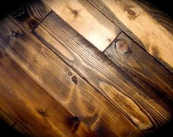 "Classic Pine Mix - Antique Reclaimed Hardwood Flooring - Solid Wood - 3/4"" - T&G"