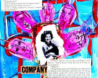 Company (A woman's world back in the day)