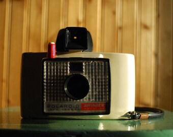 Vintage Polaroid Land Camera Swinger Model 20