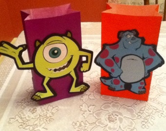 Cute Monsters  Party Goody Bags