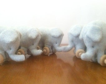 Unique Baby Shower Favors - Elephant Baby Shower Favors - Thank you Favors