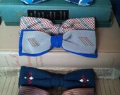 Vintage Clip On Bow ties
