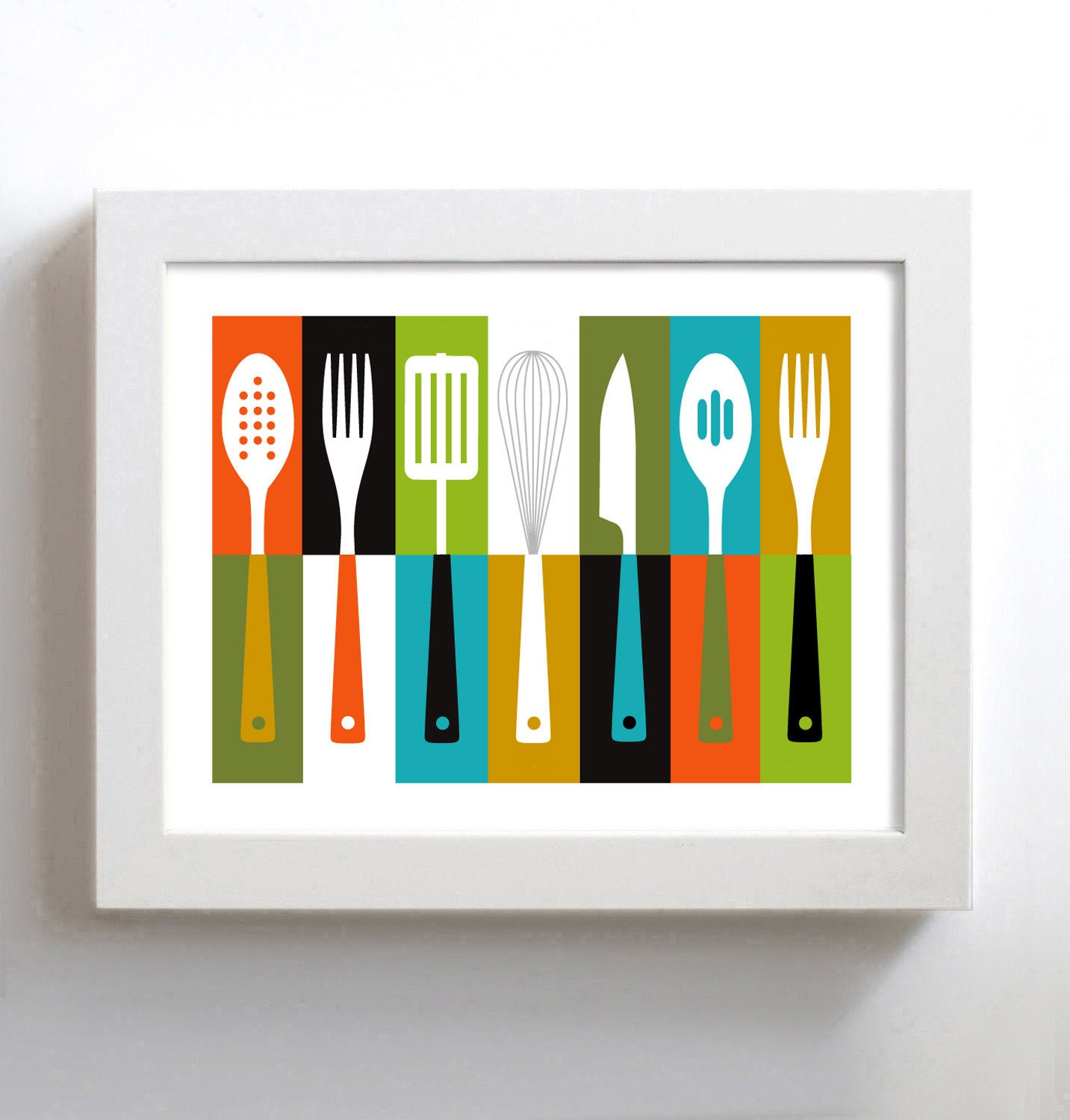 kitchen art mid century modern cathrineholm retro by dexmex