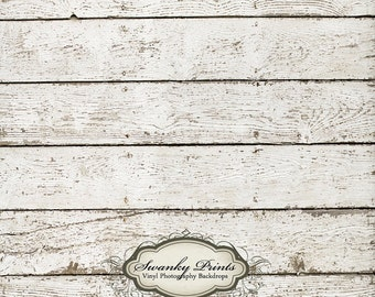 IN STOCK / Fast Shipping / 4ft x 4ft Vinyl Photography Backdrop / Barn Wood Cropped