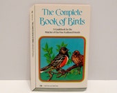 Book of Birds Birthday Card Vintage Bird Themed Card Naughty Birdwatcher Double Entendre Beer Drinker Shots Wine Bestseller 1970s Gag Gift