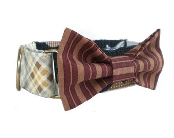 Bow Tie Dog Collar Add-On