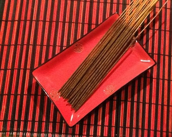 Strong Incense Sticks Premium Quality Incense, Extreme Incense, Super Fresh, Handmade Hand dipped, 20 sticks in Resealable Pack