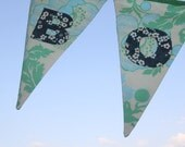 Mother's day bunting, banners: Bonne Fete Maman
