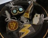 Harry Potter Themed Cookies - 24 cookies