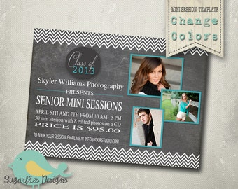 Senior Mini Sessions Template - Mini Photoshoot 10