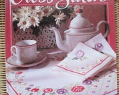 Cross Stitch how to hardbound book used Better Homes and Garden 80 pages