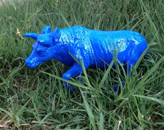 Babe the Blue Cow