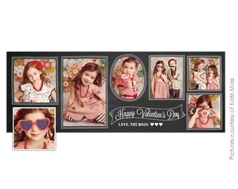 INSTANT DOWNLOAD - Valentine Facebook Timeline Cover template - E651