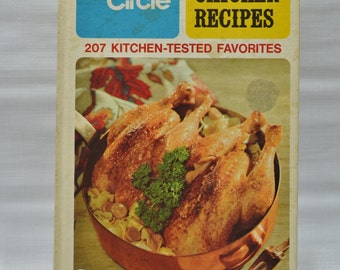 Vintage Cookbook - Family Circle Great Chicken Recipes