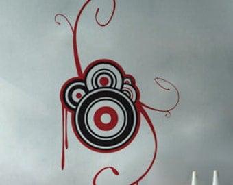 Modern Urban Art 11 - uBer Decals Wall Decal Vinyl Decor Art Sticker Removable Mural Modern A829