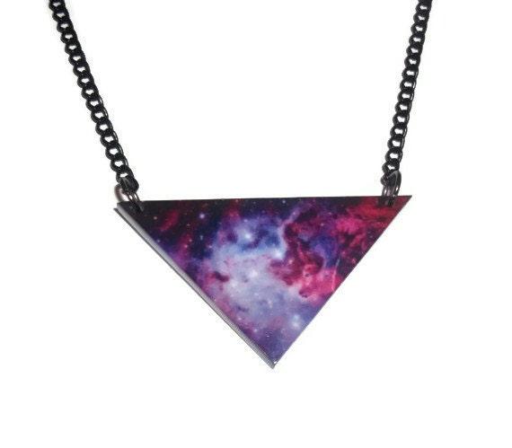 necklaces etsy nebula - photo #35