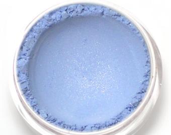 Matte Blue Grey Eyeshadow Dusk Medium Gray