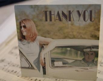 Custom Wedding or Birthday CD Sleeve |  Party Favor | Photography Sleeve with Photo Printed