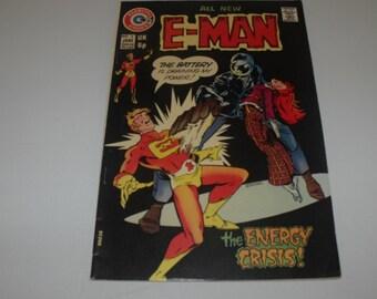 E-Man No.3 (1974)