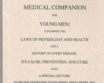 Arnold's Medical Companion (reprint of 1856 medical book) Civil War interest