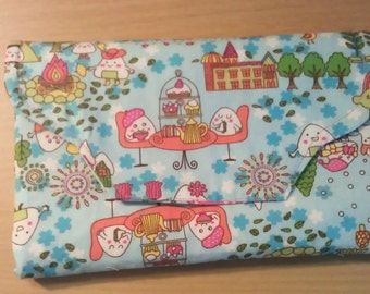 Marshmallow Party Wallet