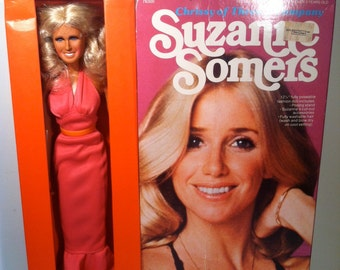 Suzanne Somers-Chrissy Snow Three's Company Doll 1978 NIB