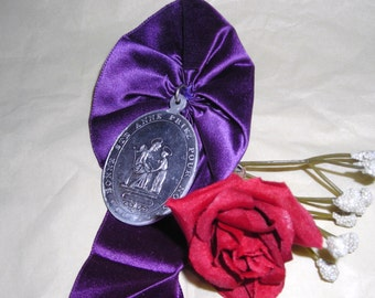 Saint Ann Medal      .....French Saint Anne  Medal