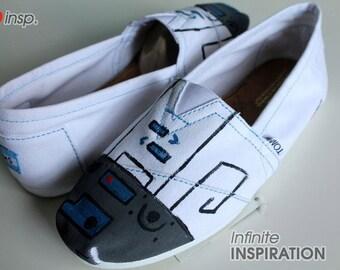 R2d2 Custom Toms