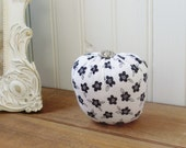 Fabric apple scented home decor