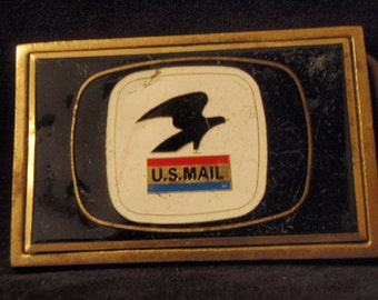 US mail buckle