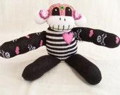 LoLa No1 Sock Monkey