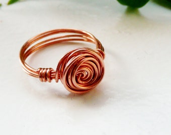 Little Rosette Ring
