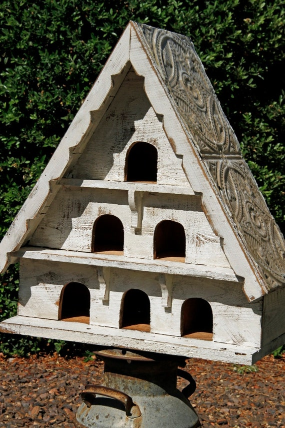Antique Style Dovecote Large Bird House Victorian Dove Bird