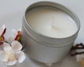Orange Blossom Soy Wax Candle - 4oz