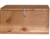 Handmade Cedar Box