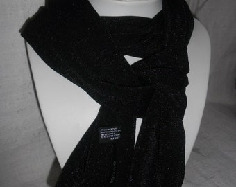 Gucci lurex foulard