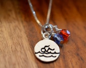 Swimmer Girl Necklace