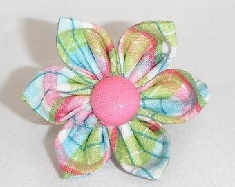 Add A Flower Or Bow Tie To Your  Dog Harness Or Collar
