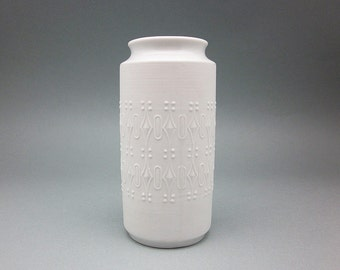 Bisque porcelain vase by Royal Bavaria KPM