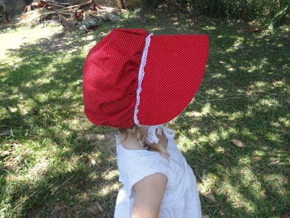 Holly Hobbie Sun Bonnet Little House On The Prairie Little