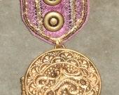 Gold Cthulhu War Medal
