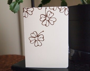 Note Cards Clover