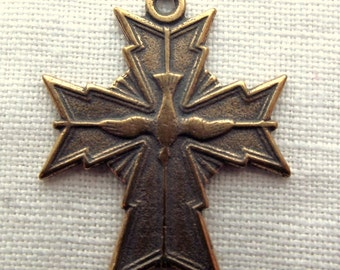 Bronze Holy Spirit Medal
