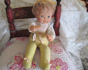 Thumbelina Roll Over Doll /SALE Use Coupon Code CLEARINGOUT25 Must Be used at check out can not change after paying for item